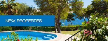 New properties to rent in Majorca