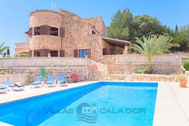 Ferienfinca mit pool in Mallorca