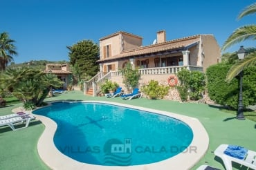 Holiday villa for rent Jeroni in Majorca