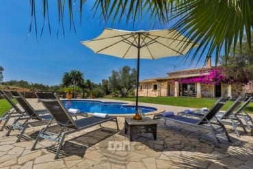 Country house Ailen 3 bedrooms, Felanitx, Mallorca