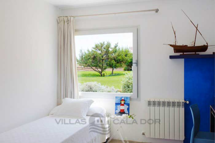 seafront Holiday villa with private pool Mallorca