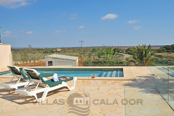 Landhaus mit Pool in Mallorca