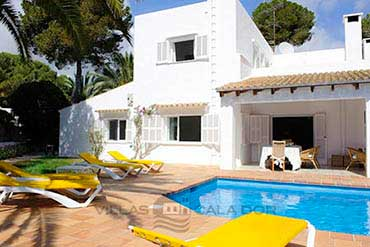 Villa Pineda. Holiday home for rent in Majorca