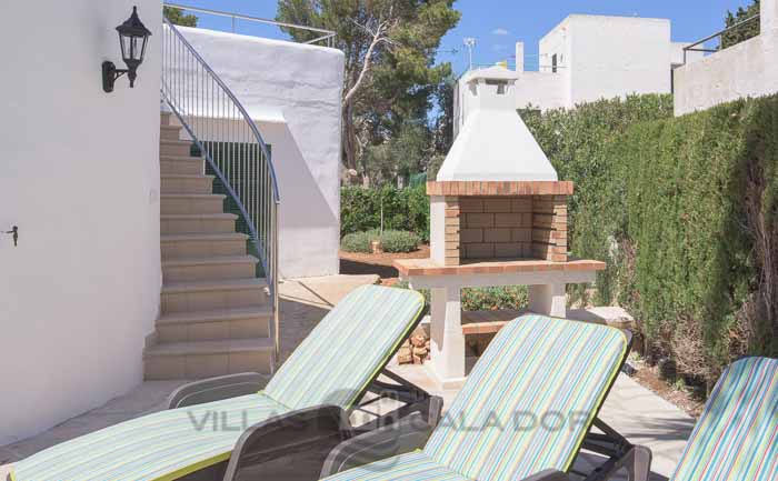 Holiday villa with private pool Mallorca -Olivos