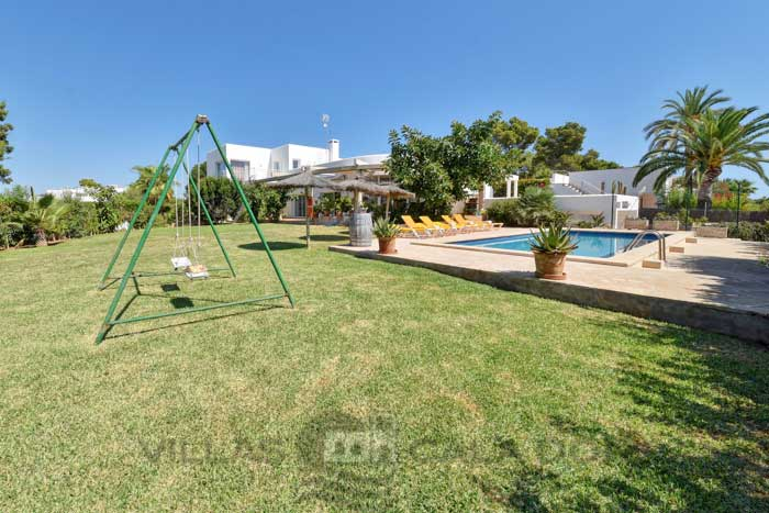 4 bedroom villa for holidays in Majorca