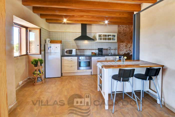 Two bedroom country house to rent in Mallorca