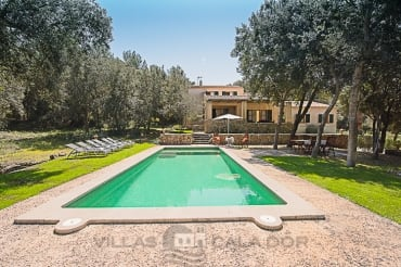 Country house Mirador to rent mallorca 3 bedrooms in Artá, Majorca