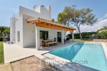 Villa Posidonia to rent, 8 people, cala Serena, Cala D'Or, Majorca