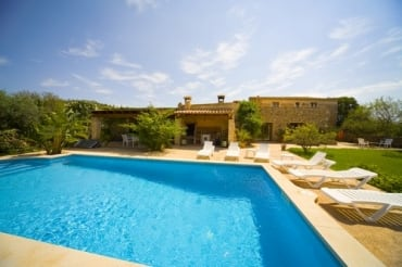 Country house to rent mallorca 3 bedrooms