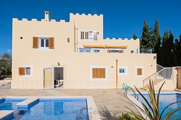 house to rent Castell des Paradis, Mallorca, 7 bedrooms
