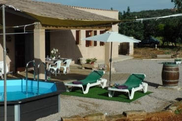 Country house Guillem  to rent mallorca 2 bedrooms