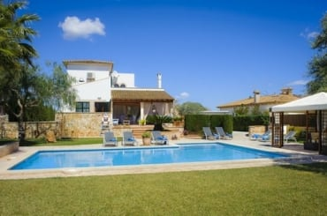 Holiday villa 4 bedrooms, Rico en Porto Colom,  Mallorca