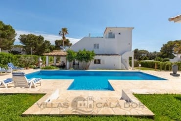 Villa Nios to rent, 6 people, cala Serena, Cala D'Or, Majorca