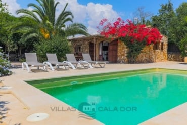 Country house  Andreu 2 bedrooms , Es Llombards Santanyi,, Santanyi, Mallorca