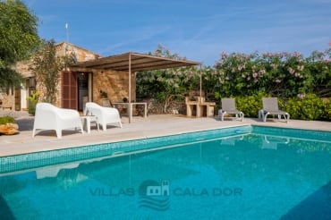 Country house  Serral Petit 2 bedrooms , Es Llombards Santanyi,, Santanyi, Mallorca