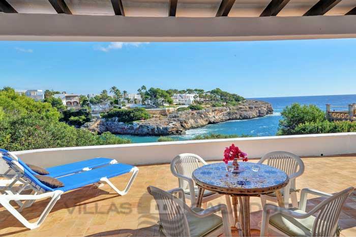 Villa for holidays Arkadia in Cala Egos - Mallorca - Majorca