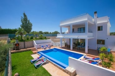 Villa Chiki, 3 bedrooms, Cala D'Or, Mallorca