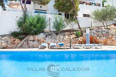 Villa Playa d'Or en Mallorca