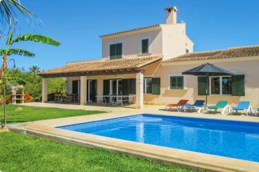 Country house Barraca den Vadell,  4 bedrooms , Cala Dor  Mallorca