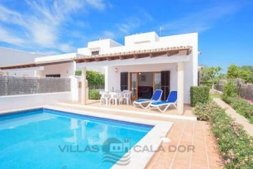 Villa Judit, 3 bedrooms, Cala D'Or, Mallorca