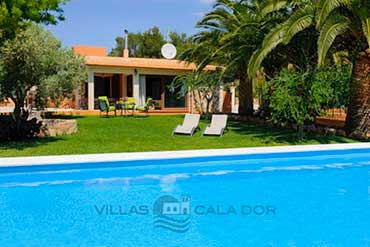 Countryside villa with pool in Mallorca - Capricho