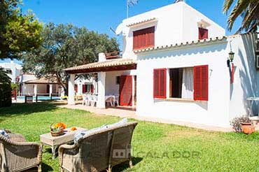 Holiday vila Palmera in Majorca