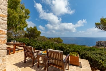 Holiday villa to rent Salmonia, 6 people, Cala S'Almonia, Santanyi